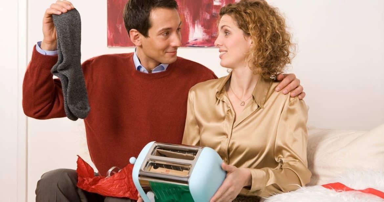 5 pires cadeaux qu'un homme puisse offrir à sa partenaire 6