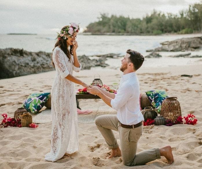 Connaissez vous l 39 origine de toutes nos traditions de mariage - Demande en mariage originale par une femme ...