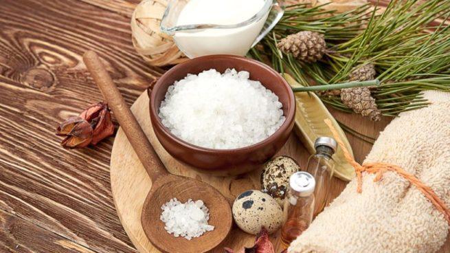 comment faire votre propre sel de bain relaxant