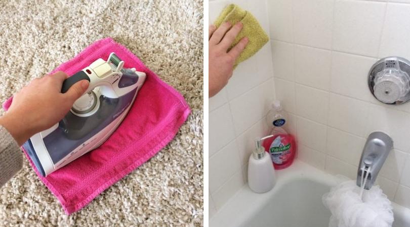 13 Astuces pour un nettoyage nickel de votre maison 7