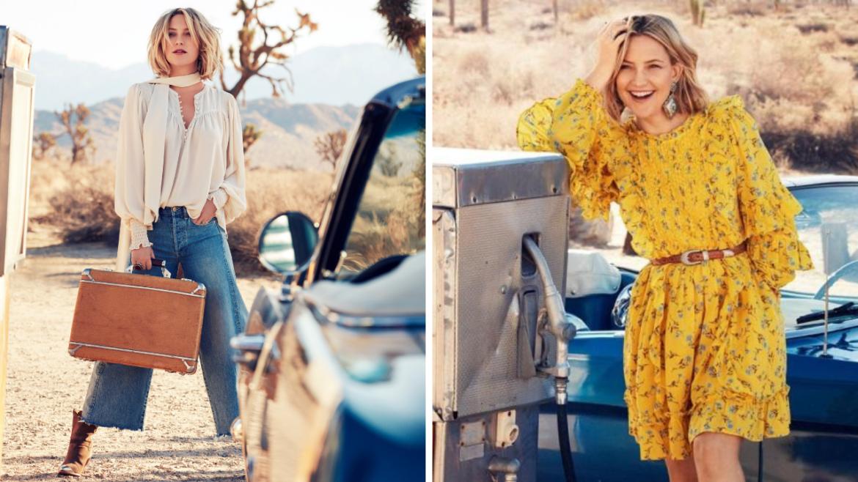 Kate Hudson lance une ligne de mode écologique 5