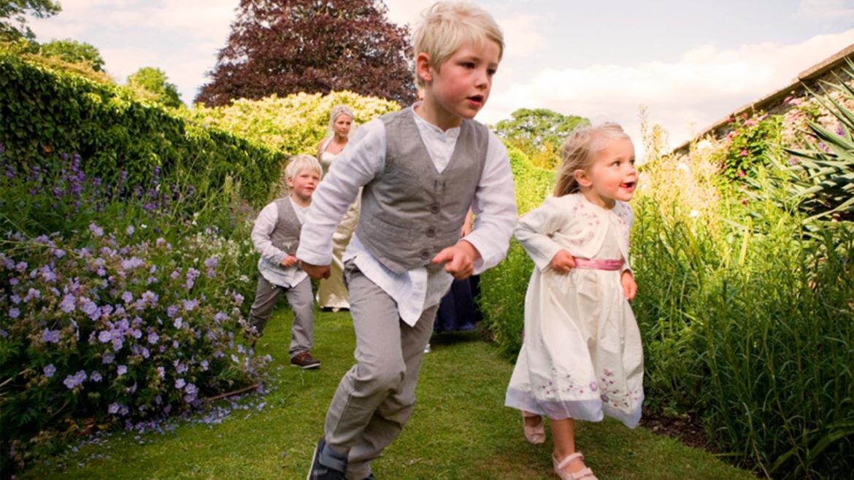 Comment occuper les enfants lors d'un mariage ? 26