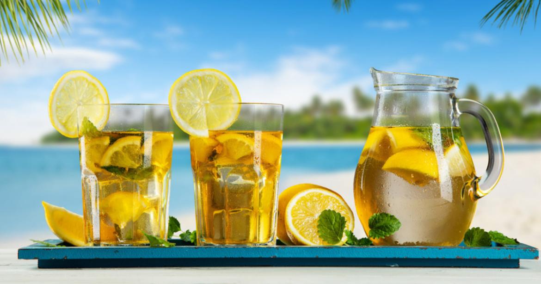 4 Recettes de boissons désaltérantes fait maison 6