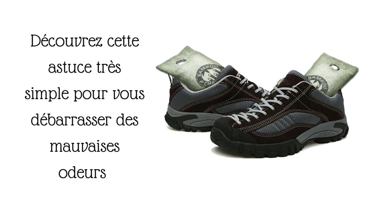 Découvrez cette astuce très simple pour vous débarrasser des mauvaises odeurs de vos souliers 4