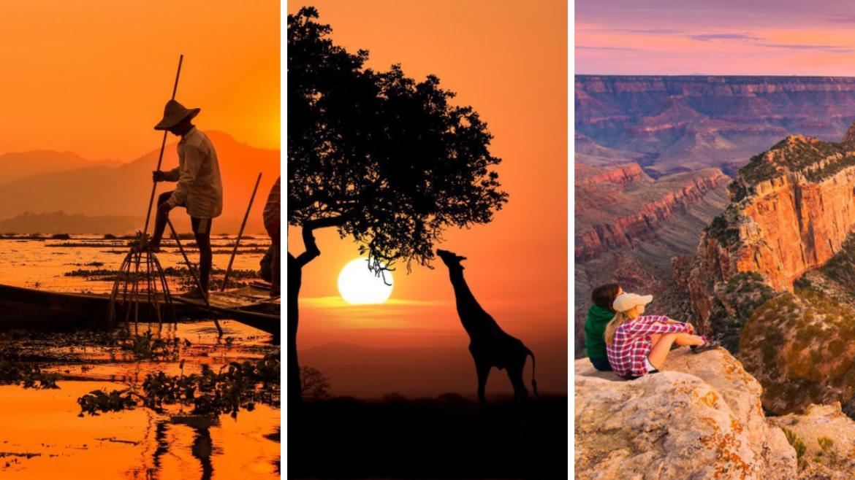 Découvrez les plus beaux endroits pour observer des couchers de soleil époustouflants ! 2