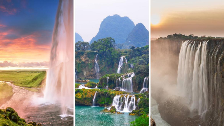 Top 10 des plus belles chutes d'eau au monde 3